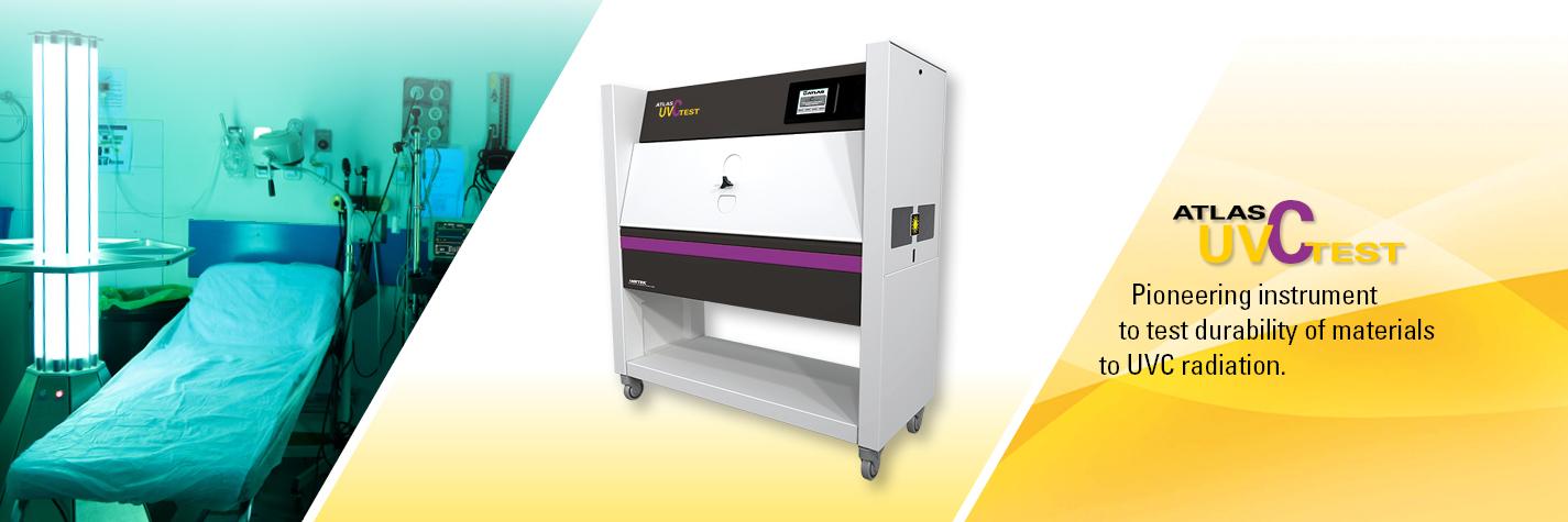UVC Degradation Testing Equipment