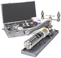 Pressure Comparator System F