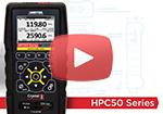 Digital Pressure Calibrator HPC50