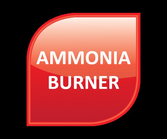 Nitric Acid - Ammonia Burner