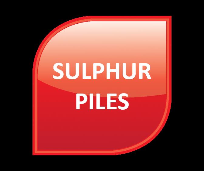 Storage - Sulpher Piles