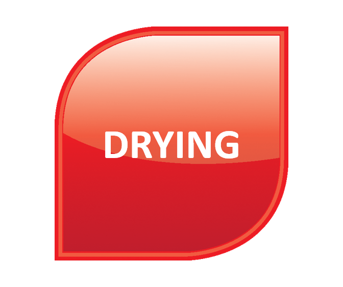 Non-Wovens - Drying