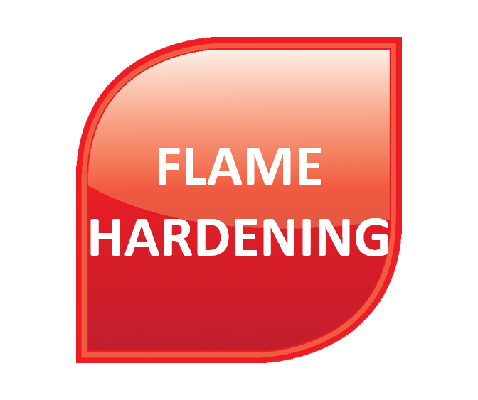 Heat Treatment - Flame Hardening