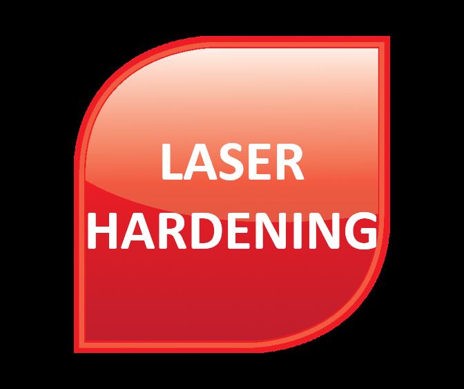 Heat Treatment - Laser Hardening