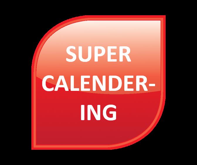 Paper - Super Calendering