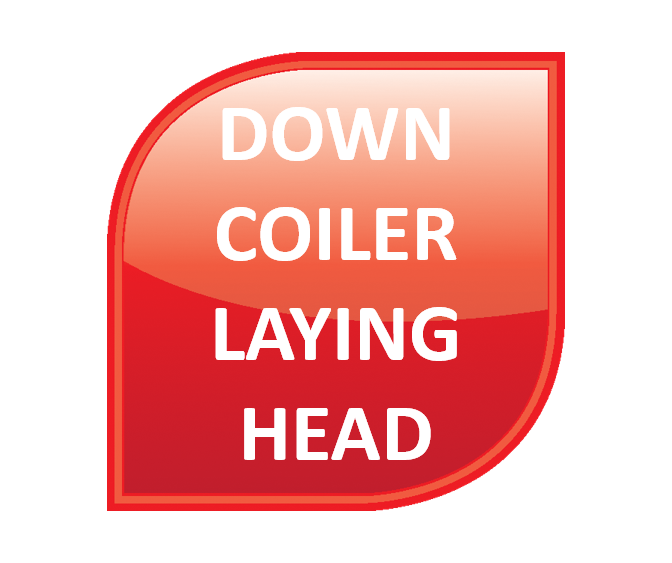 Rod Mill - Down Coiler Laying Head