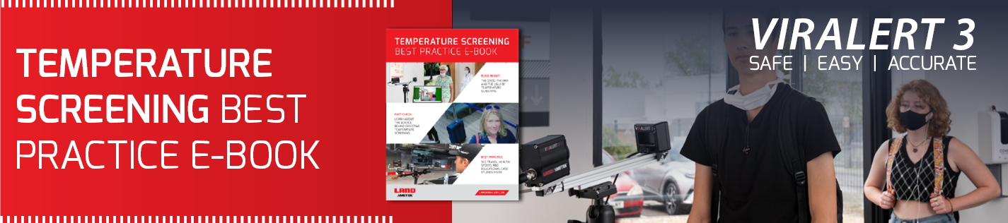 Temperature Screening Best Practice E-book
