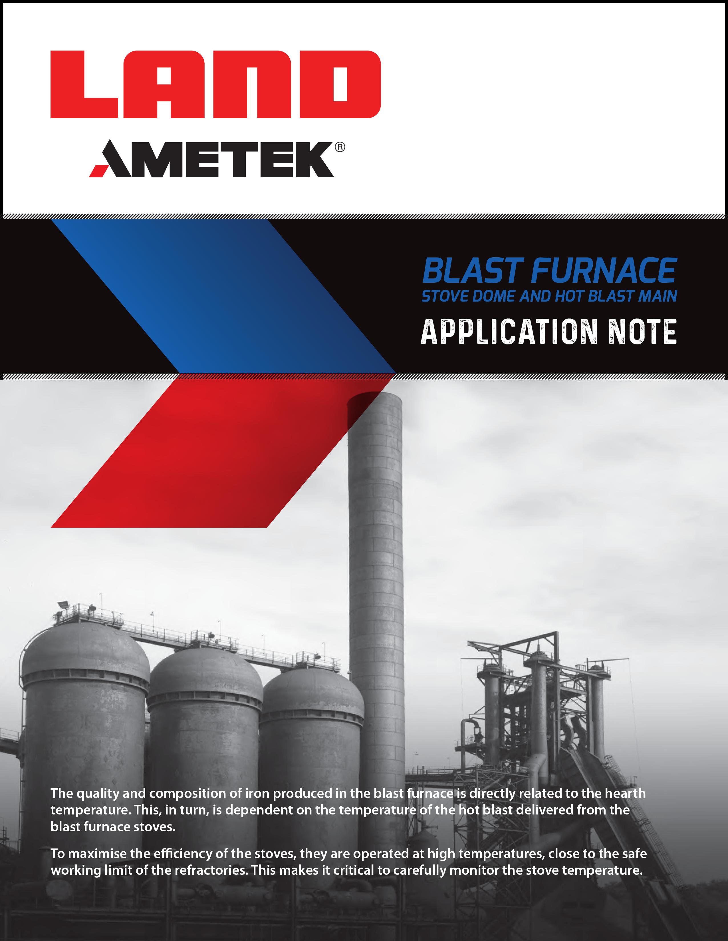 Application Note - Blast Furnace