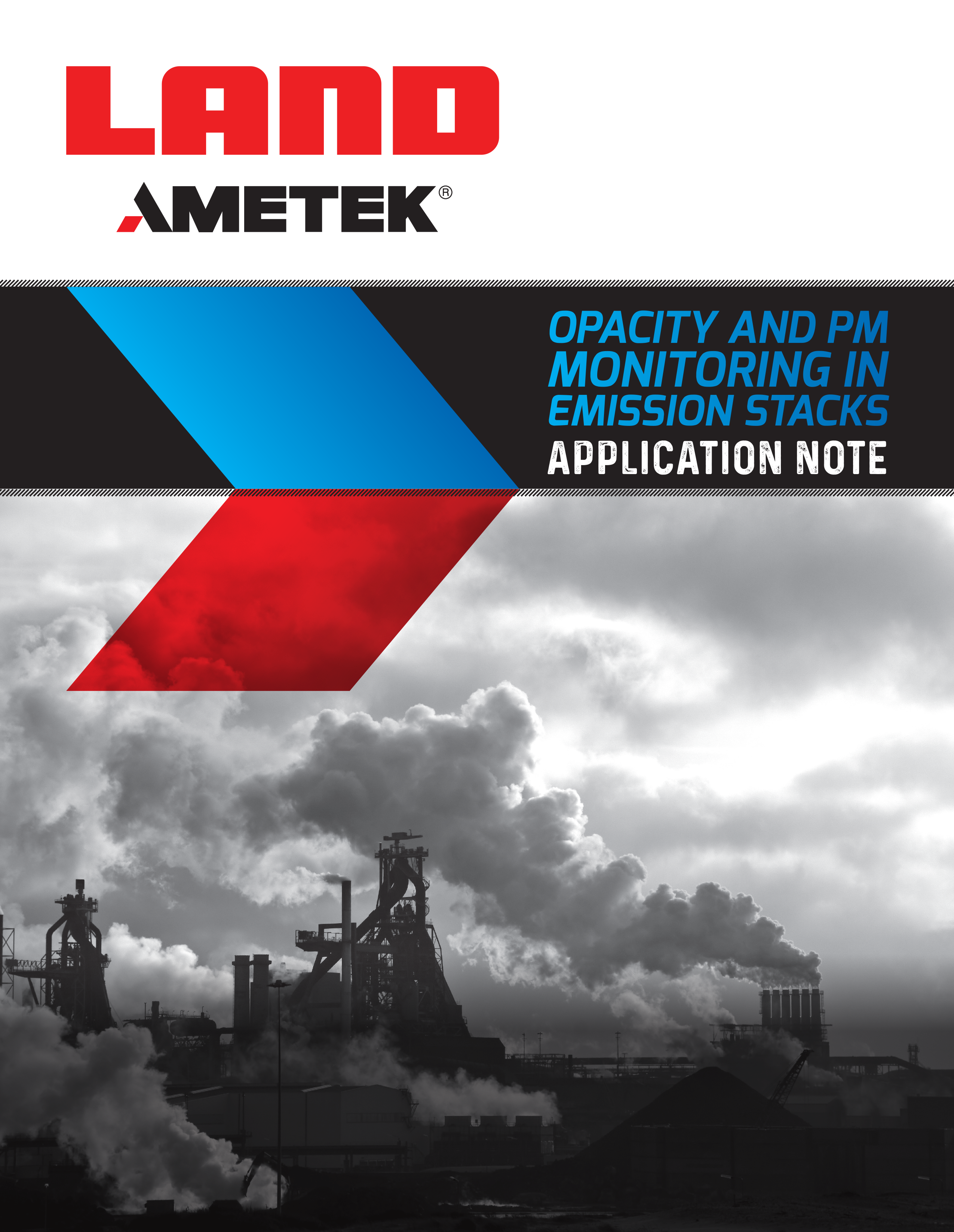 Opacity and Pm Monitoring in Emission Stacks - Application Note (EN)