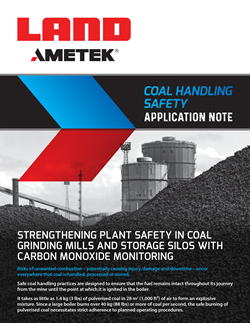 Application Note - MEASURING ACID DEWPOINT TEMPERATURE TO IMPROVE EMISSIONS AND EFFICIENCY