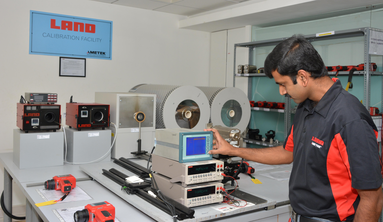 AMETEK Land Calibration Services