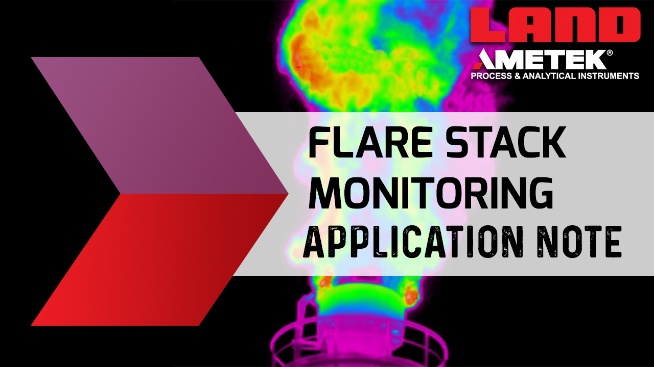 Flare Stack Monitoring - Application Note