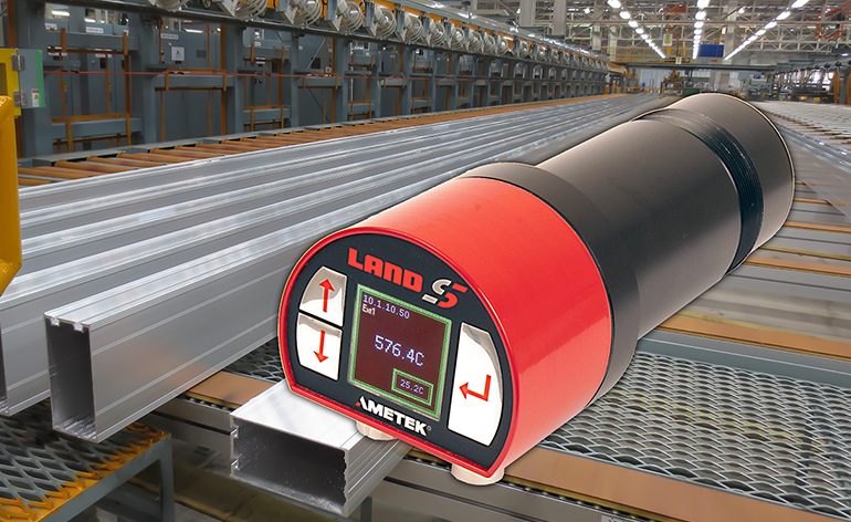 AMETEK Land to Exhibit at Aluminium China 2021, Showcasing Its Advanced Solution For Industry