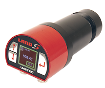 AMETEK Land Fixed SPOT Non-contact Thermometers / Pyrometers - SPOT
