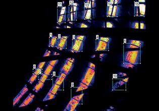 NIR-B 640 Thermal Image