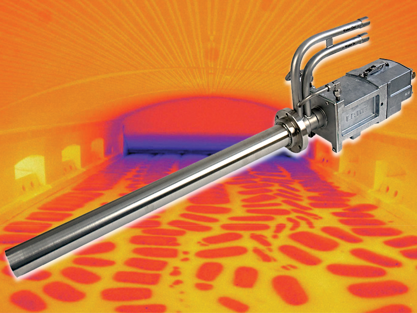 AMETEK Land Fixed Thermal Imagers & Line Scanners  - NIR-Borescope-656 /2K