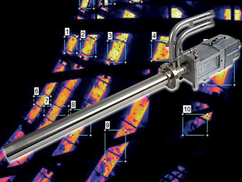 AMETEK Land Fixed Thermal Imagers & Line Scanners  - NIR-Borescope-640