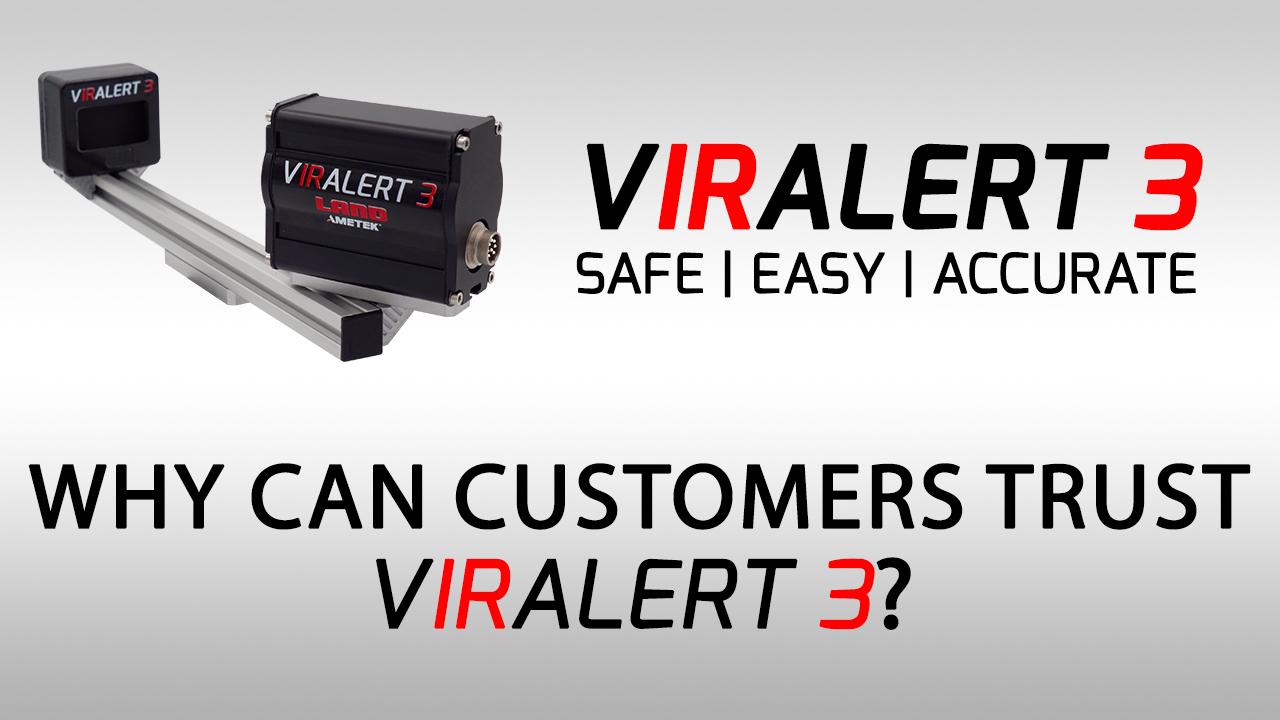 VIRALERT 3 Q&A - Why Can Customers Trust VIRALERT 3