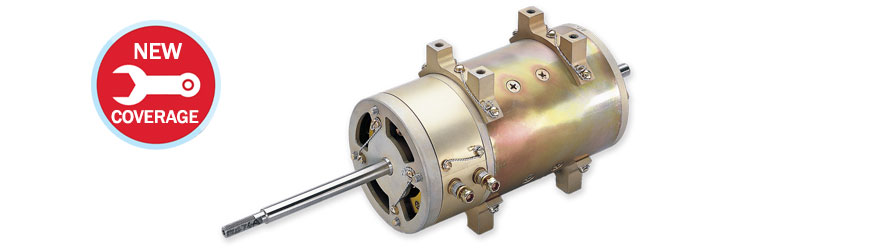 New coverage for Compressor Motor repairs