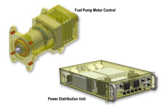 Fuel Pump Motor Control and PDU