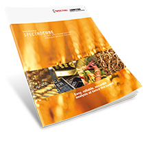SPECTROCUBE Precious Metals Brochure