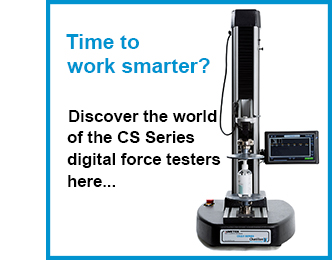 Want to work smarter? Get to know the CS Series!