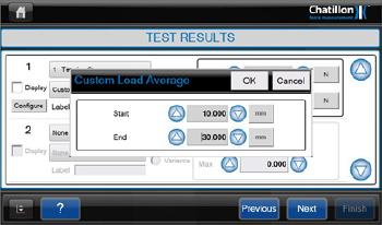 Custom Load Average