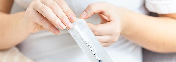 T-Peel Test on Medical Packaging