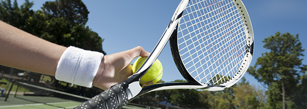 Tennis Racket Testing