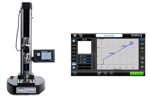 Automated Motorized Force Tester