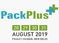 Meet Us at PackPlus 2019