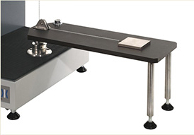 Friction Tester Table